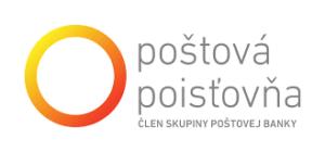 Poštová poisťovňa - Millennium klient