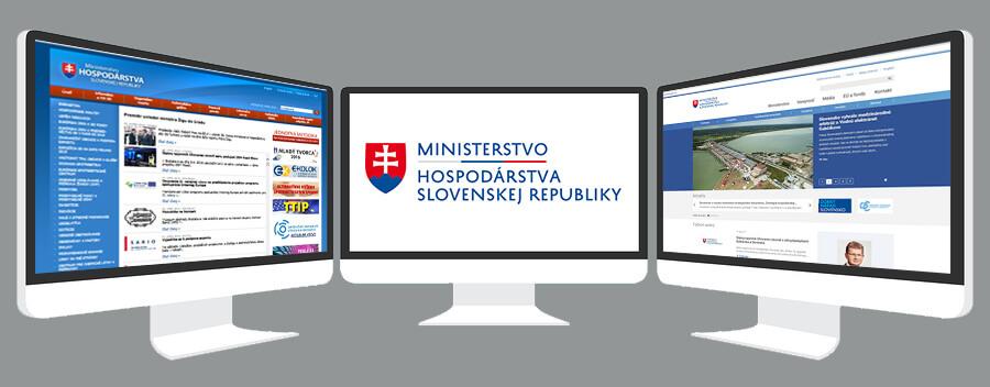 Web portál - MHSR