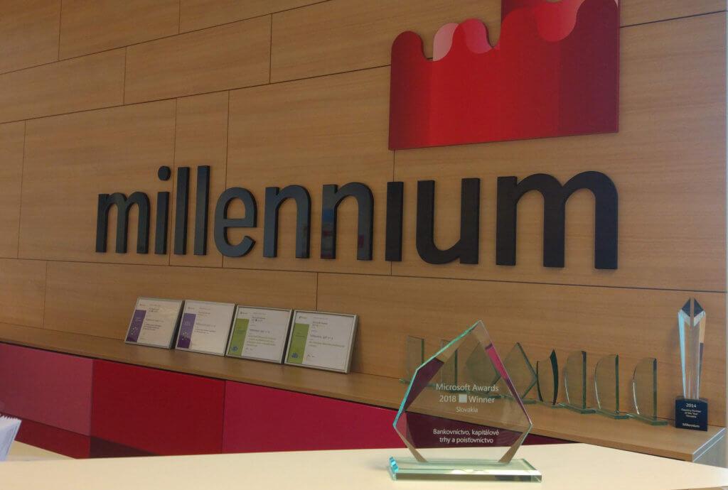 Microsoft Awards - Millennium
