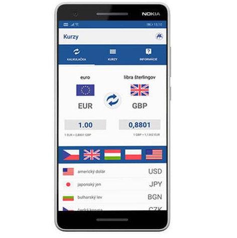 Mobilná aplikácia pre NBS