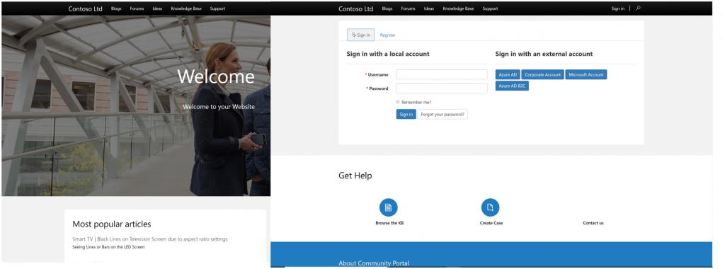 Microsoft PowerApps portal3